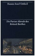 Ortheil Roland Barthes